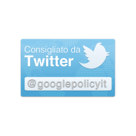 Twitter consiglia Handergy